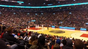Raptors NBA Game 2017