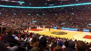 Raptors NBA Game 2017